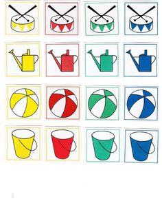 Dyslexia Activities, Montessori Activities, Color Activities, Fun Activities For Kids, Worksheets For Kids, Educational Activities, Learning Goals, Kids Learning, Kids Zoo