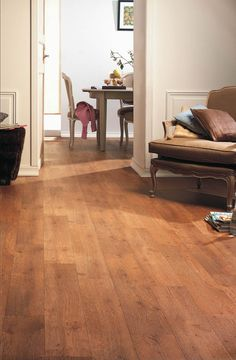 Flexitec Cushion Vinyl Flooring The home would look great with this!