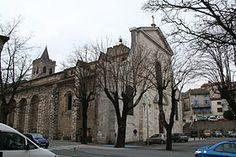 Cathédrale Saint-Pons de Saint-Pons-de-Thomières