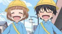 Capturas del segundo episodio del Anime Fukumenkei Noise
