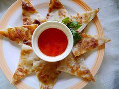 [泰美味]月亮蝦餅食譜、作法 | 俏媽咪潔思米的多多開伙食譜分享