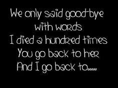 ▶ Back to Black-Amy Winehouse Lyrics - YouTube