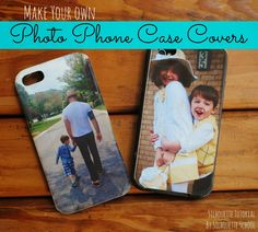 DIY Photo Phone Case Cover: Silhouette Print And Cut Tutorial (Free .Studio Cut File) from Silhouette School