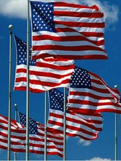 The most beautiful flag - Our flag looks like no other! PROUD TO BE AN AMERICAN!!! Memorial Day Flag, Happy Memorial Day, I Love America, God Bless America, America America, Independance Day, Home Of The Brave, Old Glory, Happy 4 Of July