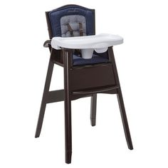 Eddie Bauer Classic Comfort 3-in-1 Wood High Chair : Target