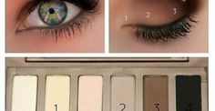 Urban Decay NAKED Palettes are a girl's best friend!