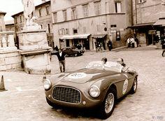 Ferrari 212 Export Touring Barchetta