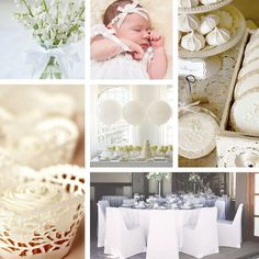 We recently took new photos of our Louisa White Christening Gown on a precious newborn…