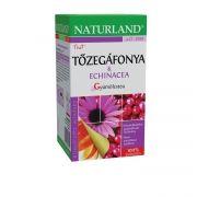 Naturland Tőzegáfonya és Echinacea gyümölcstea 20 db