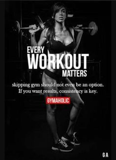 I've been doing better but I need to live by this more and more I do however work out at home with weights etc when I can't get to gym