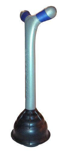 Roto Rooter Instant Plunger by Roto Rooter. $14.95. Drip tray, keeps floor clean. Rubber, plastic. Instant Plumber. Roto Rooter Intant Plumber reveolutionary plunger features vortex Force Clog Breaker, ergonomic handle makes plumbing easy, larger head and dual seal creates more engery and plunging power.