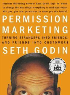 #publibooks Permission Marketing (Seth Godin)