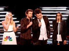 """Danielle, Michelle and The Swon Brothers: """"Home"""" - The Voice Highlight - YouTube"""
