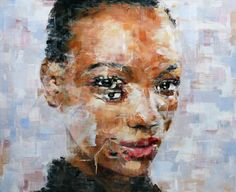 Harding Meyer / (2-2013) / oil on canvas, 90x110cm