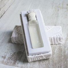 wild cotton perfume in gift box