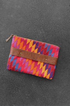 Purse & Clutch: Sunset Clutch Ethical accessories