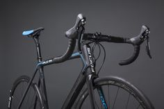 The lightweight frame is also agile going downhill