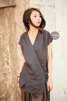 Tunic linen