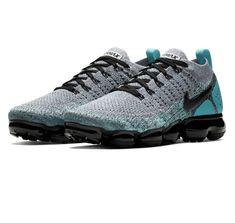 Nike Air VaporMax FLYKNIT 2 Dusty Cactus Hyper Jade Size 9.5 #fashion #clothing #shoes #accessories #mensshoes #athleticshoes (ebay link) Nike Air Vapormax, Cleats, Athletic Shoes, Jade, Cactus, Football Boots, Prickly Pear Cactus, Cleats Shoes, Trainer Shoes