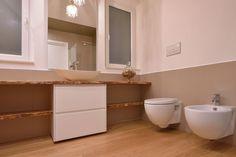 Realizziamo arredo bagno su misura. Credit ph. Falegnamo   > Contattaci 348 2205375 / info@gioacchinobrindicci.it