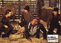 """Tres forajidos y un pistolero (1974) """"The Spikes Gang"""" - Reparto Lee Marvin, Gary Grimes, Ron Howard, Charles Martin Smith, Arthur Hunnicutt, Noah Beery Jr. Pin enviado desde"""