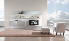 """sophistication and an improved appearance that is going to impress anyone who visits your home. Checkout """"25 Awesome White Living Room Ideas"""". Enjoy!"""