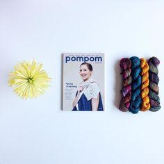 Buenos días! En una semana estaremos gritando eso de Ya es primavera!  #malabrigoyarn #malabrigo #malabrigomora #silk #seda #pompomquarterly #pompommag #spring #primavera #tricot #crochet #crocheter #crochetersofinstagram #knitting #knitter #knittersofinstagram #ganchillo #punto #tejer #strikk #stricken #inspiration #knittinginspiration #crochet #inspiration #diy by ohlanas