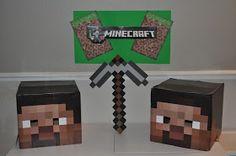 Gravity of Motion: WFMW: Minecraft Party