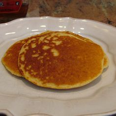 Low Carb Ricotta Cheese Pancakes
