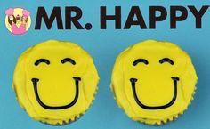 Mr Happy Cupcake https://www.youtube.com/user/CharlisCraftyKitchen