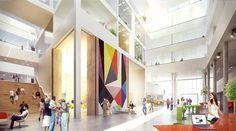 Henning Larsen Architects: Rathaus und Gesundheitszentrum