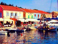 Fiskardo is a village and a community on the Ionian island of Kefalonia, Greece.