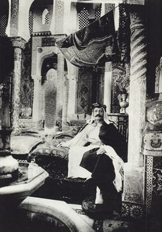 Pierre Loti in his Orientlaist chateau, Rochefort sur Mer