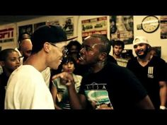 rapper Joey Jawz jumps into rap battle   Illruminati vs Kaine Sosa   AHA...