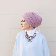 Our light luxury hijab in color Mauve! Get it at wwww. Our light luxury hijab in color Mauve! Get it at wwww. Our light luxury hijab in color Mauve! Get it at wwww. Turban Hijab, Turban Mode, Hijab A Enfiler, Hijab Stile, Hijab Outfit, Kebaya Hijab, Pashmina Hijab Tutorial, Hijab Style Tutorial, Turban Tutorial
