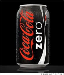I usually like to drink Coke Zero because o f the lack of calories. Favorite carbonated beverages assignment