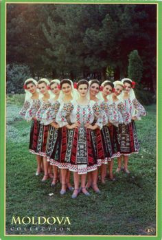 Moldovan Folk Dance
