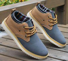 Mens Fashion Trends 2013 Shoes | ... 2013 new fashion trend of men's shoes Korean daily leisure men's shoes