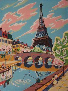 Paris-Paint-by-Number