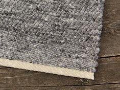 Schafschurwoll-Teppich PASCOLO, Grau