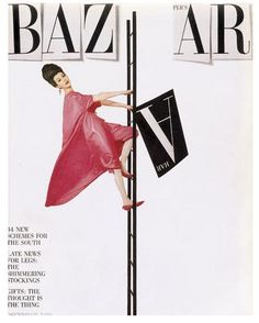 Harper's Bazaar: by Richard Avedon