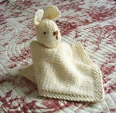 Free postageChilds cream cotton easter bunny comfort by fraline, €12.00