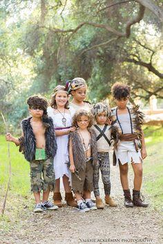Afbeeldingsresultaat voor lost boys peter pan costumes