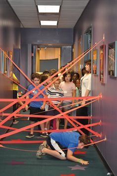 Spy Kids Training 2011 - hooverlibrary