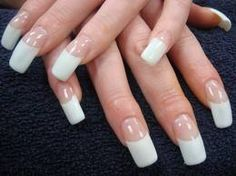 Fetish french manicure nail picture you need