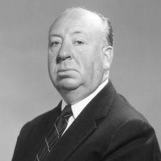"""Alfred Joseph Hitchcock foi um cineasta britânico. Considerado o """"Mestre dos filmes de suspense"""", foi um dos mais conhecidos e populares realizadores de todos os tempos."""