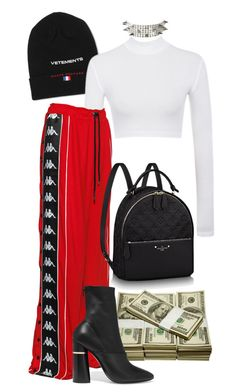 """""""Untitled #500"""" by milly-oro ❤ liked on Polyvore featuring Vetements, Faith Connexion and 3.1 Phillip Lim"""