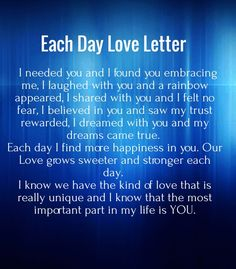 love letters that will make her cry