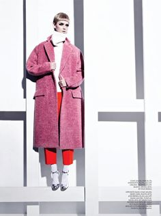Fashion September 2012 Editorial - Lisa Cant