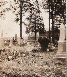 Mount Rose Cemetery...visit a Historic Cemetery. They're beautiful and you'll learn something! www.alpharettatours.com
